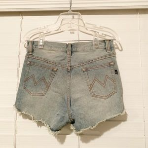 MINKPINK Shorts - Minkpink Denim Shorts